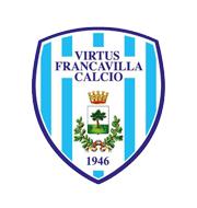 Логотип футбольный клуб Виртус Франкавилла