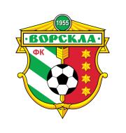 Логотип футбольный клуб Ворскла (Полтава)