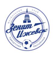 Логотип футбольный клуб Зенит-Ижевск