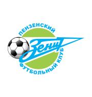 Логотип футбольный клуб Зенит (Пенза)