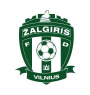 Логотип футбольный клуб Жальгирис (Вильнюс)