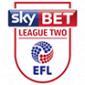 Англия. Вторая Футбольная Лига сезон 2020/2021
