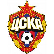 Логотип футбольный клуб ЦСКА (Москва)