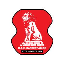 Логотип футбольный клуб Пансерраикос (Серре)
