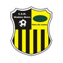 Логотип футбольный клуб Диабло Нойс (Браззавиль)