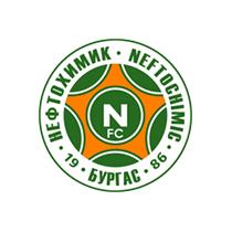 Футбольный клуб «Нефтохимик» (Бургас) расписание матчей