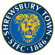 Логотип футбольный клуб Шрюсбери Таун