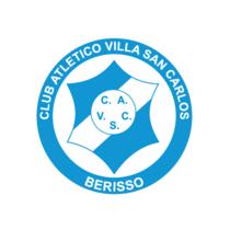 Логотип футбольный клуб Вилла сан карлос