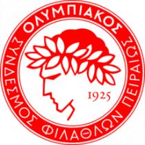 Логотип футбольный клуб Олимпиакос (до 19)