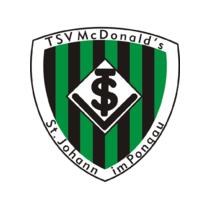 Логотип футбольный клуб ТСВ Санкт-Йоханн
