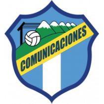 Логотип футбольный клуб Комуникасьонес