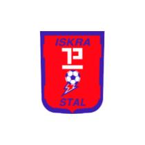 Логотип футбольный клуб Искра-Сталь (Рыбница)