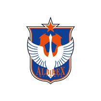 Логотип футбольный клуб Альбирекс Ниигата