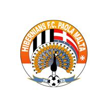 Логотип футбольный клуб Хибернианс (Паола)