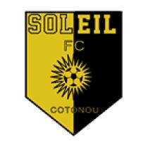 Логотип футбольный клуб Солейл (Котону)