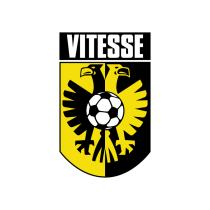Логотип футбольный клуб Витесс (Арнем)