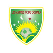 Логотип футбольный клуб Астрес (Дуала)