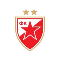 Логотип футбольный клуб Црвена Звезда (Белград)