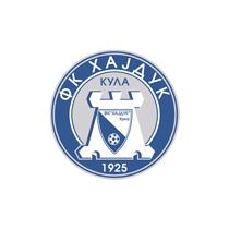 Логотип футбольный клуб Хайдук (Кула)