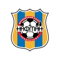 Логотип футбольный клуб Нафтан (Новополоцк)