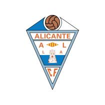 Логотип футбольный клуб Аликанте