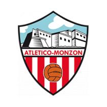 Логотип футбольный клуб Атлетико (Монзон)