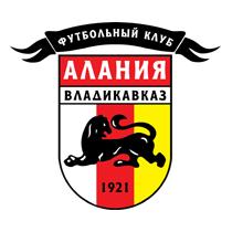 Логотип футбольный клуб Алания-Д (Владикавказ)