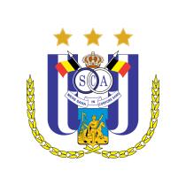 Логотип футбольный клуб Андерлехт (Брюссель)