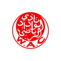 Логотип футбольный клуб Уидад Атлетик (Касабланка)