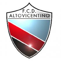 Логотип футбольный клуб Алтовисентино