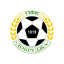 Логотип футбольный клуб Добруджа 1919