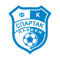 Логотип футбольный клуб Спартак (Плевен)