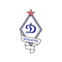 Логотип футбольный клуб Динамо (Бендеры)