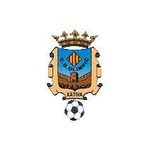 Логотип футбольный клуб Олимпик де Хатива