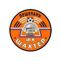 Логотип футбольный клуб Шахтер (Пешелань)
