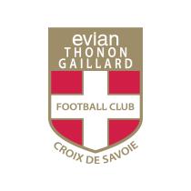 Логотип футбольный клуб Эвиан (Гайар)