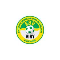 Логотип футбольный клуб Вири-Шатийон