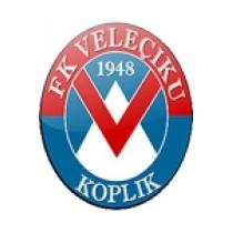 Футбольный клуб «Велечику Коплик» результаты игр