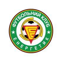 Логотип футбольный клуб Энергетик (Бурштын)