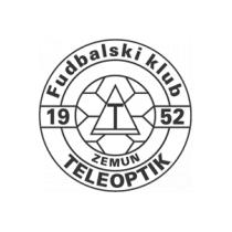 Логотип футбольный клуб Телеоптик (Земун)