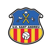 Логотип футбольный клуб Сант Андреу (Барселона)