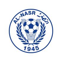 Логотип футбольный клуб Аль-Наср (Дубаи)