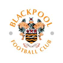 Логотип футбольный клуб Блэкпул