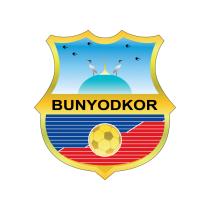 Логотип футбольный клуб Бунедкор (Ташкент)