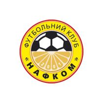 Логотип футбольный клуб Нафком (Бровары)