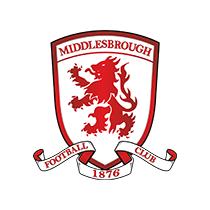 Логотип футбольный клуб Мидлсбро