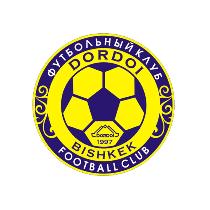 Логотип футбольный клуб Дордой-Бишкек