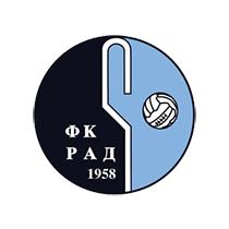 Футбольный клуб Рад (Белград) состав игроков