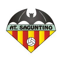 Логотип футбольный клуб Сагунтино (Сагунто)