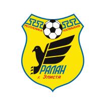 Футбольный клуб «Уралан» (Элиста) результаты игр